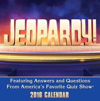 Jeopardy! Page-A-Day Calendar 2016