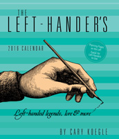 The Left-Hander's Weekly Engagement Planner 2016