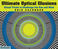 Ultimate Optical Illusions Page-A-Day Calendar 2016