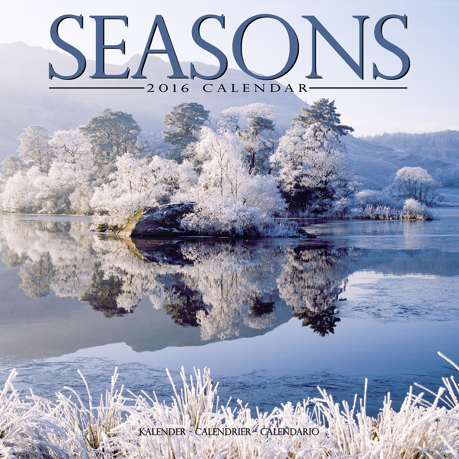 Seasons Calendar 2016 | Pet Prints Inc.
