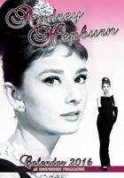 Audrey Hepburn Celebrity Wall Calendar 2016