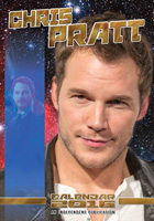 Chris Pratt Celebrity Wall Calendar 2016