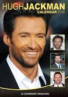 Hugh Jackman Celebrity Wall Calendar 2016