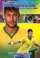 Neymar da Silva Sontos Jr Celebrity Wall Calendar 2016