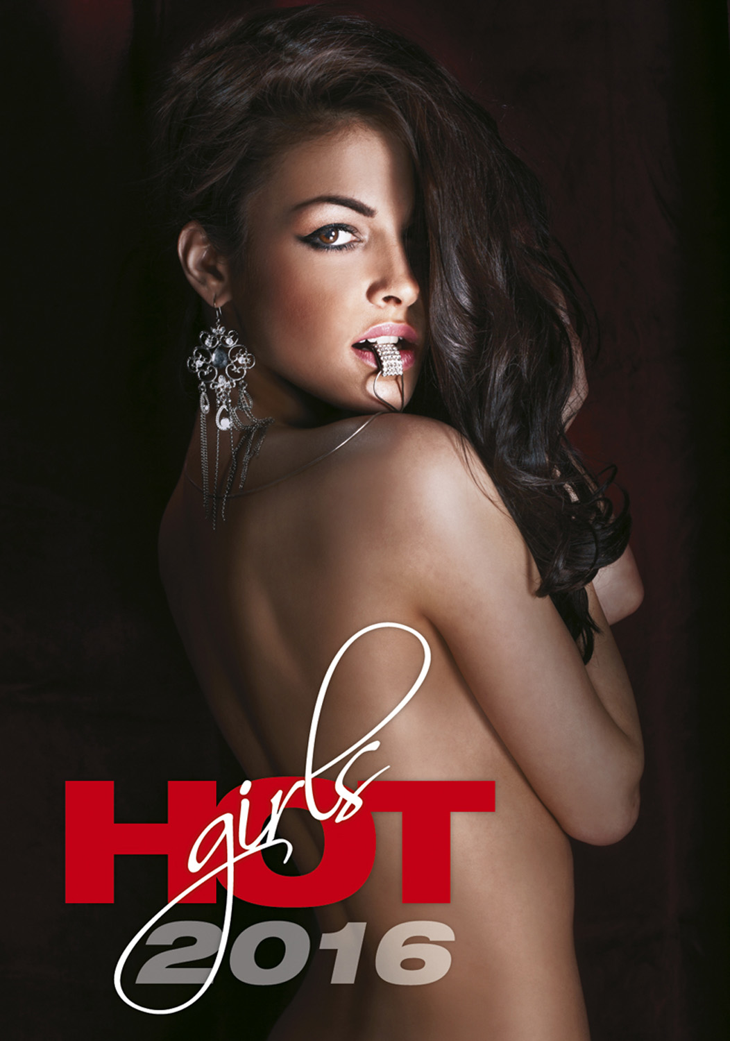 Hot Girls Wall Calendar 2016 8595230632630