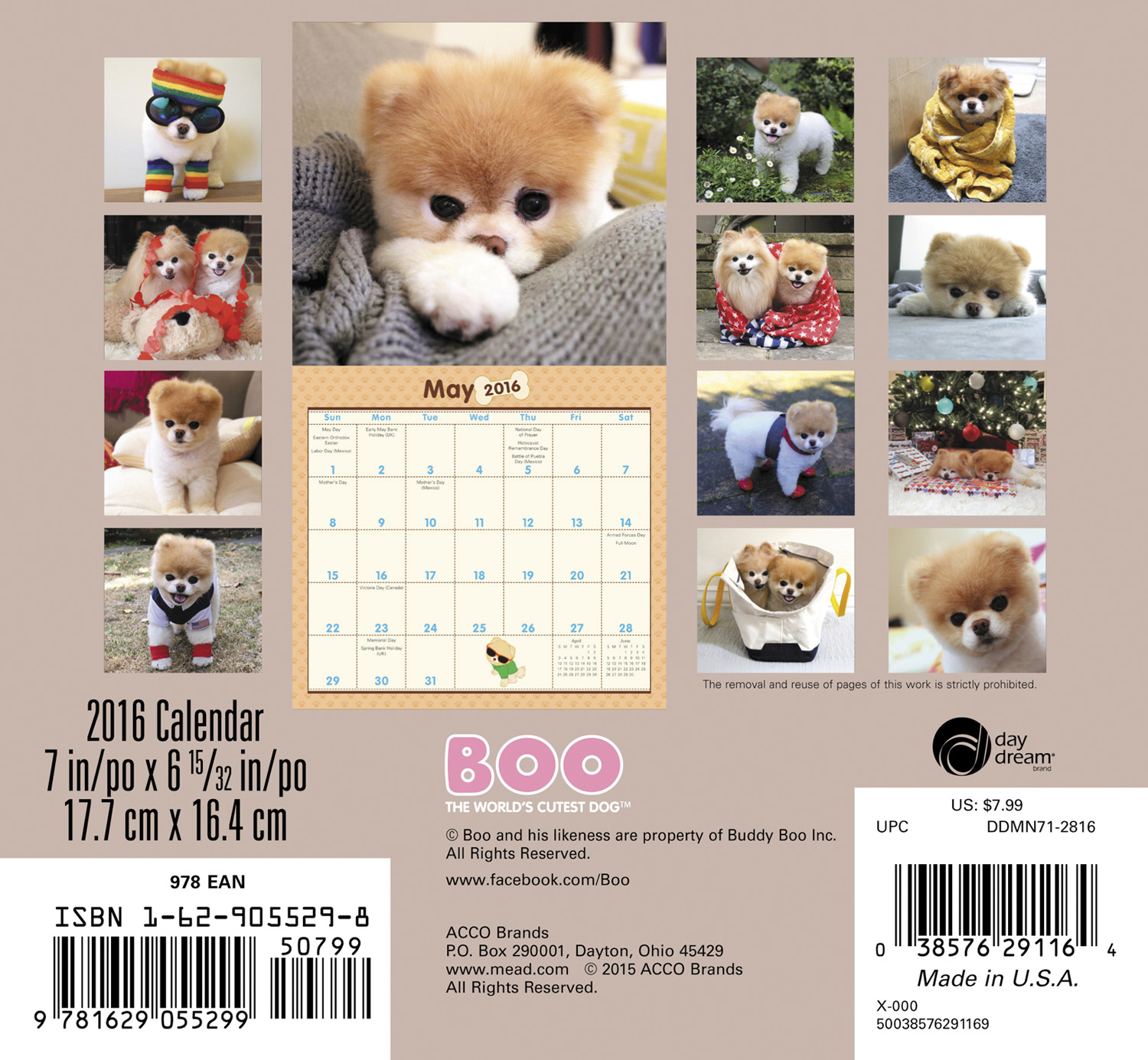 ... calendars for 2016. Our popular 8.5x11 wall calendar can be