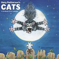 Gary Patterson's Cats Wall Calendar 2016