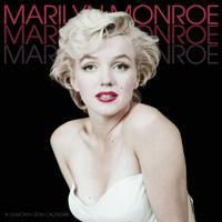 Marilyn Monroe Wall Calendar 2016