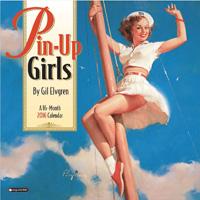 Pin-Up Girls Wall Calendar 2016
