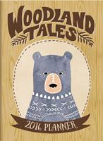 Woodland Tales T.M.W.Y. Planner Calendar 2016