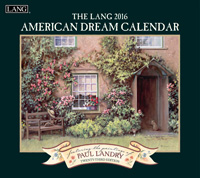 Lang: American Dream Wall Calendar 2016