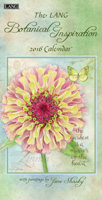 Lang: Jane Shasky Botanical Inspiration Verical Wall Calendar 2016
