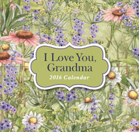 Lang: I Love You Grandma Page-A-Day Calendar 2016