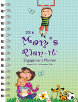Mom's Engagement Planner 2016 9780741252135
