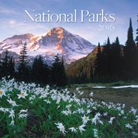National Parks Wall Calendar 2016