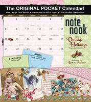 Vintage Holidays Note Nook Calendar 2016 9780741250018