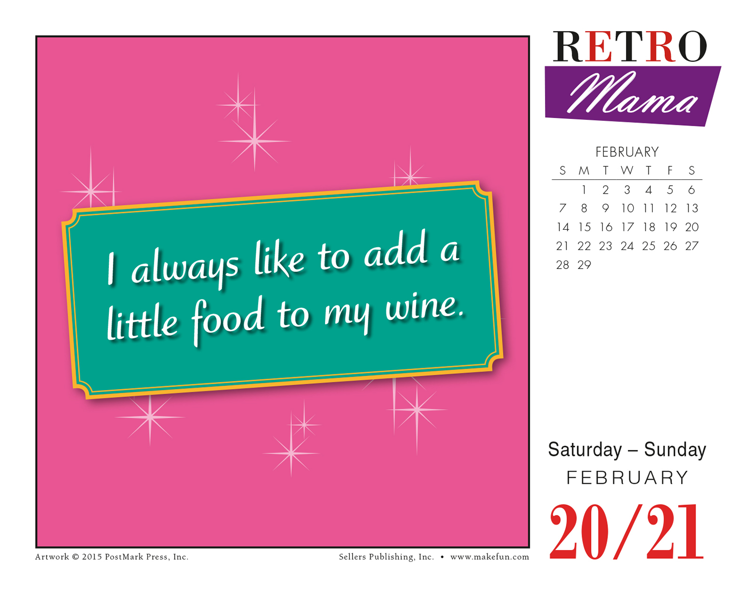 2013 someecards daily box calendar | just b.CAUSE