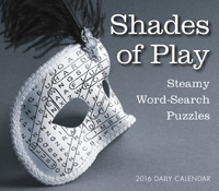 Shades of Play Page-A-Day Calendar 2016