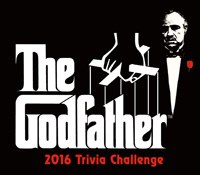 The Godfather Trivia Challenge Page-A-Day Calendar 2016