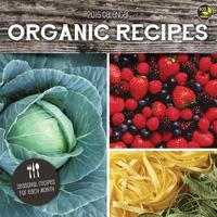 Organic Recipes Wall Calendar 2016