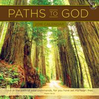 Paths to God Wall Calendar 2016