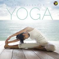 Yoga Wall Calendar 2016