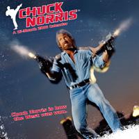 Chuck Norris Wall Calendar 2016
