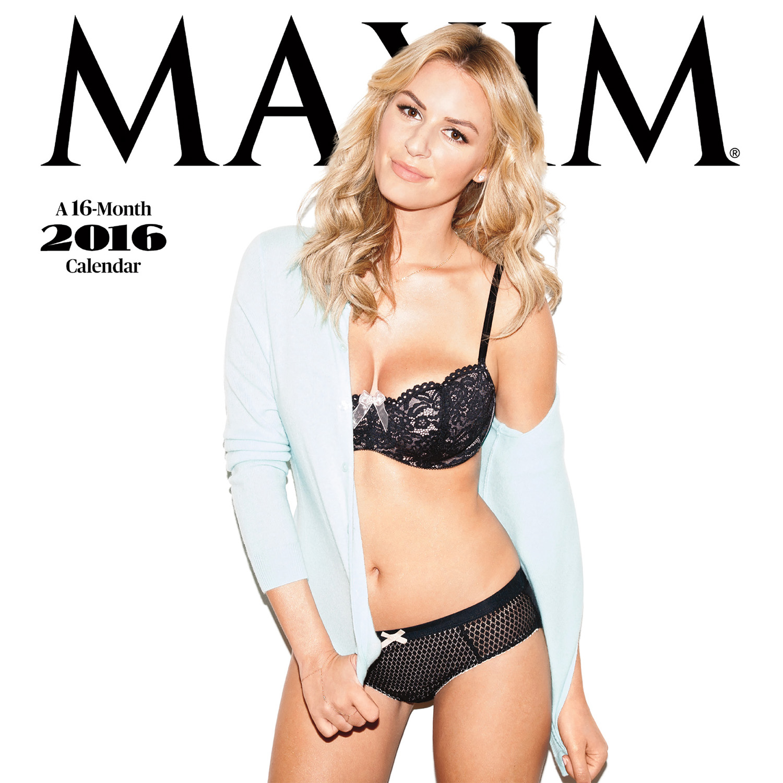 Maxim Mini Wall Calendars 2016 9781438839226