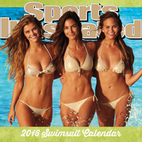 Sports Illustrated Swimsuit Wall Calendar 2016 9781438841281