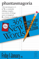365 New Words Notepad + Page-A-Day Calendar 2016
