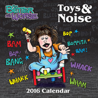 For Better Or For Worse Wall Calendar 2016