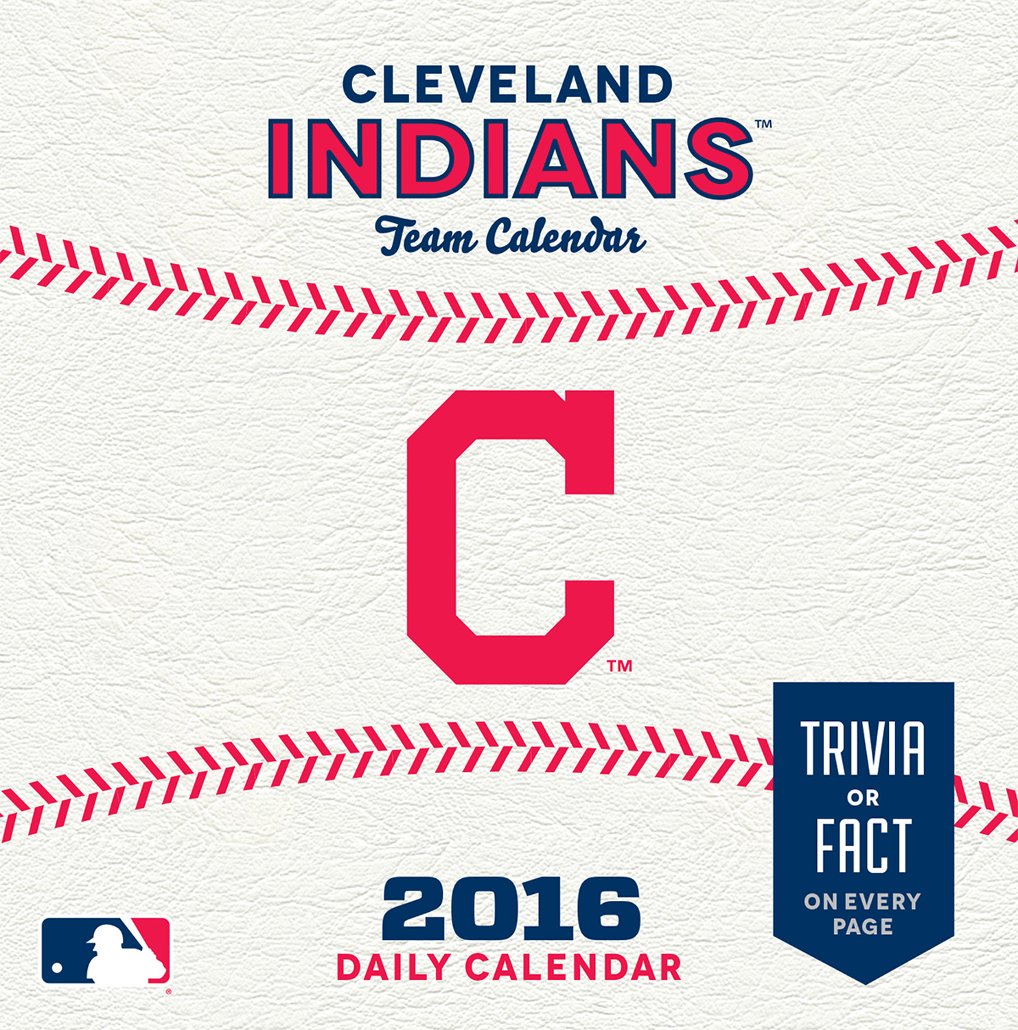 Cleveland Indians Page-A-Day Calendar 2016 9781469328447
