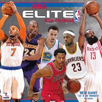 NBA All-Stars Wall Calendar 2016